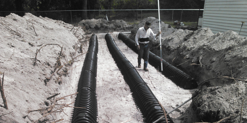 Drain Field Services in Lakeland, Florida