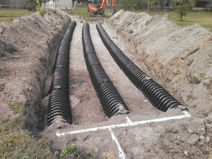 Drain Field Installation in Bartow, Florida
