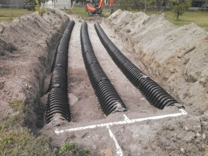 Drain Field Services in Auburndale