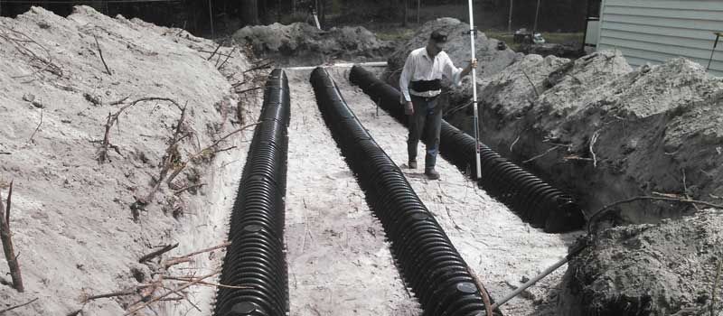 Drain Field Replacement in Lake Wales, Florida