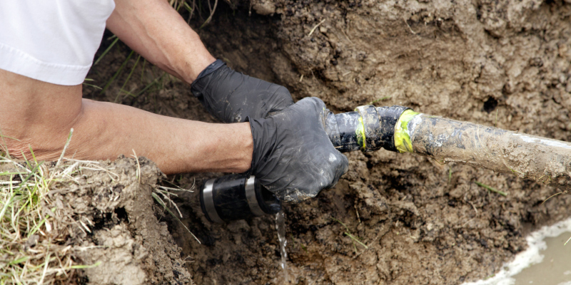 drain field services are ideally a single phone call away